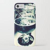 beer iPhone & iPod Cases featuring Beer by Derek Fleener