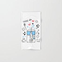 Dental hygiene Hand & Bath Towel