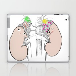 Suprarenal Party Hats Laptop & iPad Skin