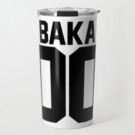 Team Baka Inspired Shirt Travel Mug