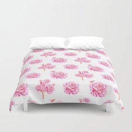 Rose Pop Duvet Cover