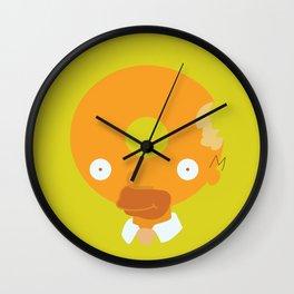 Homer Donut Wall Clock