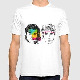 Daft Punk portrait T-shirt