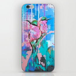 Earths Last Picture iPhone Skin