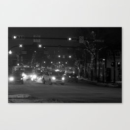 1. Forest Lawn Canvas Print
