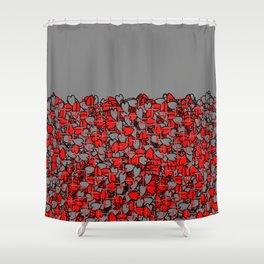 paradajz Shower Curtain