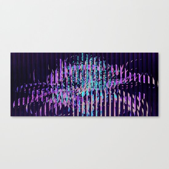 Flowr_04 Canvas Print