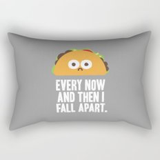 Taco Eclipse of the Heart Rectangular Pillow