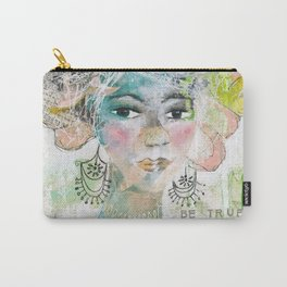 BE TRUE Carry-All Pouch