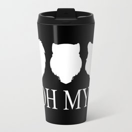 Lions, Tigers and Bears! Oh My! Travel Mug