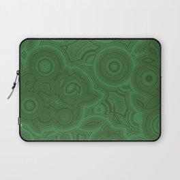 Green Agate Laptop Sleeve