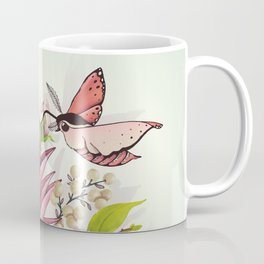 Glam Tropical - silver version Coffee Mug