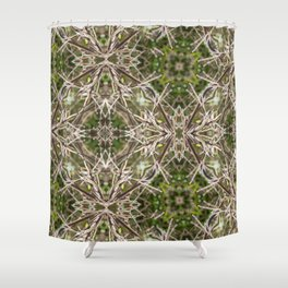 River Cane Shower Curtain