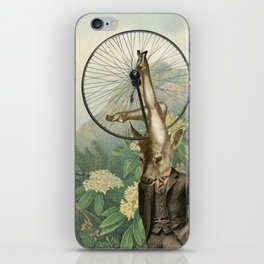 HEAD, SHOULDERS, KNEES AND TOES iPhone Skin