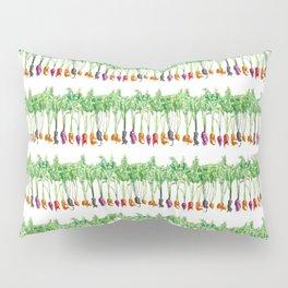 Funky Vegetables Pillow Sham
