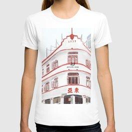 36 Keong Saik Road, Chinatown, Singapore T-shirt