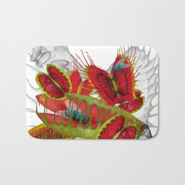 Beautiful And Deadly Bath Mat