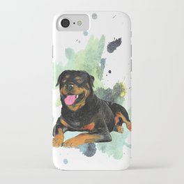 Cool Rottweiler Chubby Adorable Dog - rottweiler-happy-cases  2018_708687  .jpg