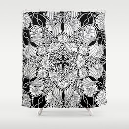 Ornament Shower Curtain