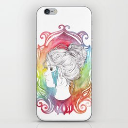 Jane iPhone Skin