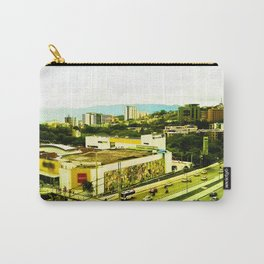 A warm city. Carry-All Pouch