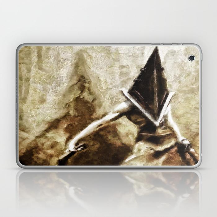 Silent Hill Pyramid Head Laptop & Ipad Skin by Joemisrasi LSK900100