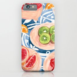 Summer Picnic iPhone Case