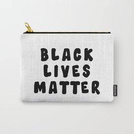 Black Lives Matter Carry-All Pouch
