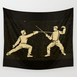Touche Wall Tapestry