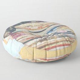 The Fragile Man Floor Pillow