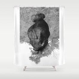 Courtrai - Untitled Aitt Shower Curtain