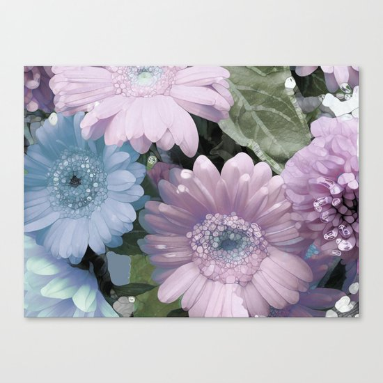 Try a Little Tenderness Canvas Print
