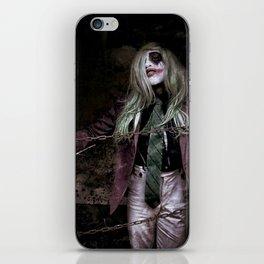 Joker Cosplay 3 iPhone Skin
