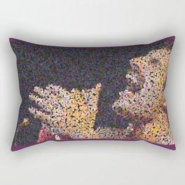 Freddie M. Rectangular Pillow