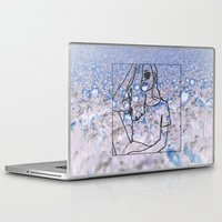 trippy Laptop & iPad Skins featuring trippy by Amanda Yeung