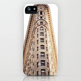 sir flatiron iPhone Case
