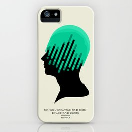 The Mind. iPhone Case