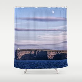 Duncansby Head Scotland Shower Curtain