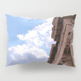 Sky above Parthenon Pillow Sham