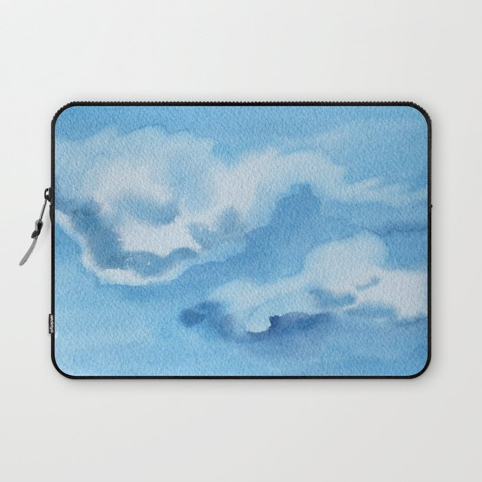 Up in the clouds Laptop Sleeve