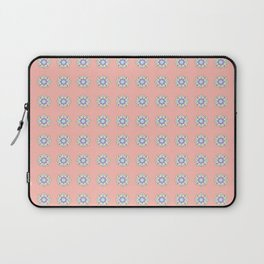 geometric flower 1 Laptop Sleeve
