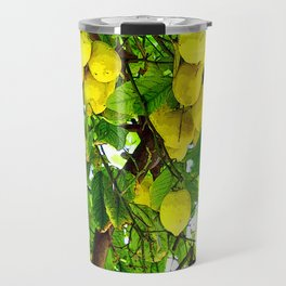 when life gives you lemons... Travel Mug