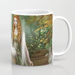 Lady of the Rhine Coffee Mug