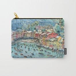 Portofino, Italy Carry-All Pouch