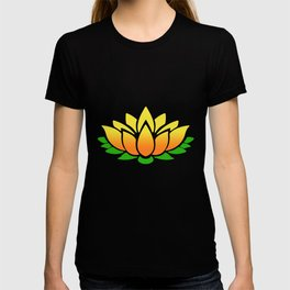 Yellow Lotus T-shirt
