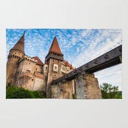 Corvin Castle, Transylvania Rug