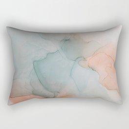 Fluidity I Rectangular Pillow