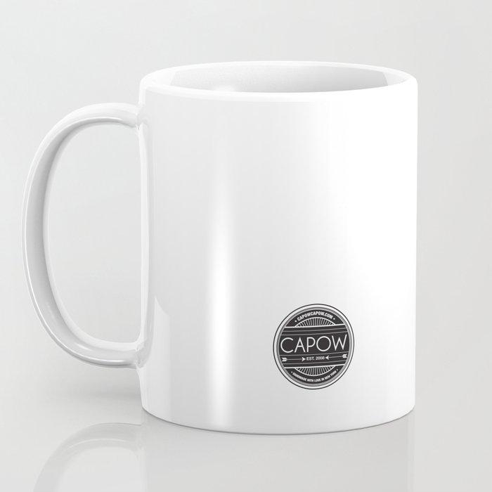 Typographic Minnesota Coffee Mug