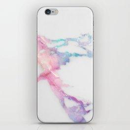 Unicorn Vein Marble iPhone Skin