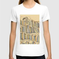 klimt T-shirts featuring Ocean of love by Huebucket